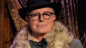 "Rob Donohoe plays author Truman Capote in Jay Presson Allen's ""Tru"" at Palm Beach Dramaworks. (Samantha Mighdoll / Courtesy)"