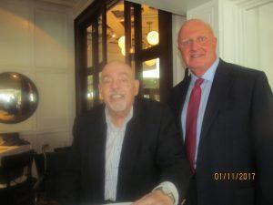 Barry Epstein and Dennis Kozlowski