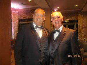 Bob Weinroth and Jerry Fedele of Boca Reg, Hospital