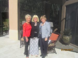 Marilyn Swillinger, Charlotte Beasley and Marilyn Wick