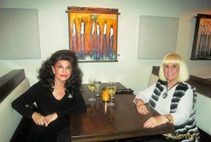 Charlotte Beasley and Christine Lynn