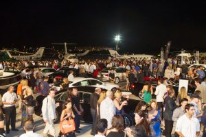 The duPont Registry Live! Hanger Party at 7th Annual Boca Raton Concours d' Elegance
