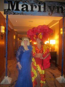 Marilyn Weinberg and FAU  First Lady, Caroline Kelly