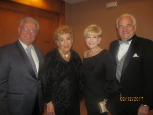 Al and Yvonne Zucaro, Rhonda Small and Jeff Davis