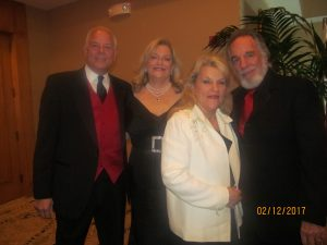 Jon and Bonnie Kaye and Sue and Yaacov Heller
