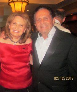 Marta and Jim Batmasian