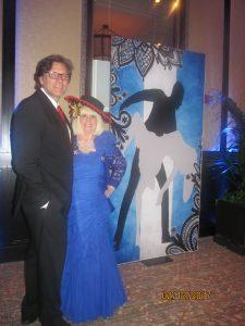 Dr. Robert Watson and Charlotte Beasley