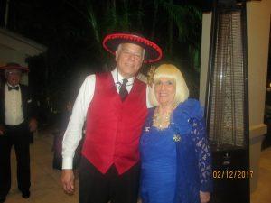 Jon Kaye and Charlotte Beasley
