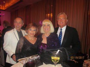 Tony Luis, Sandi Solomon, Charlotte Beasley and Greg Leznevich