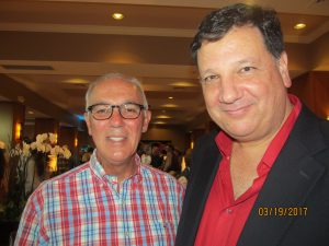 Jerry Fedele and Paul Carmen