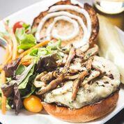 Harvest Seasonal Grill - Bison Burger