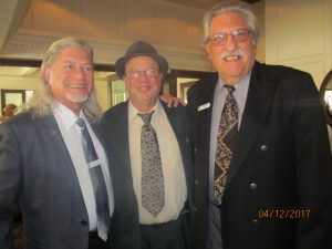 David Goldstein, Avi Hoffman and Howard Appell