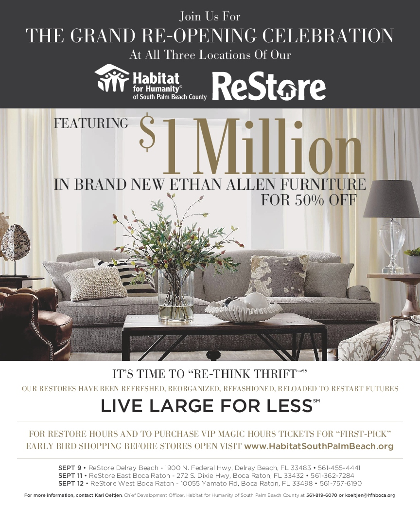 """Shoppers Can Now """"LIVE LARGE FOR LESS℠"""" With The Grand Re-Opening of ..."""