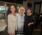 Kim Wick, Charlotte Beasley and Marilyn Wick