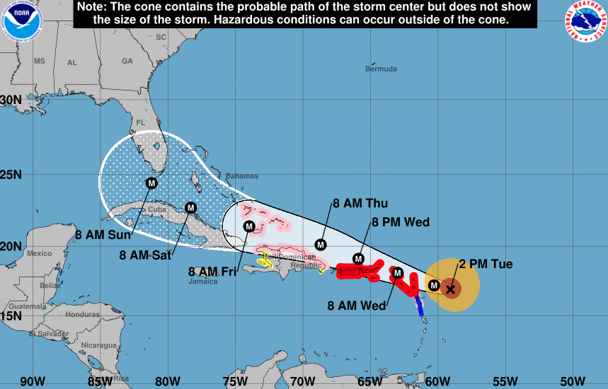 Liberals Want Irma to Destroy Mar-a-Lago