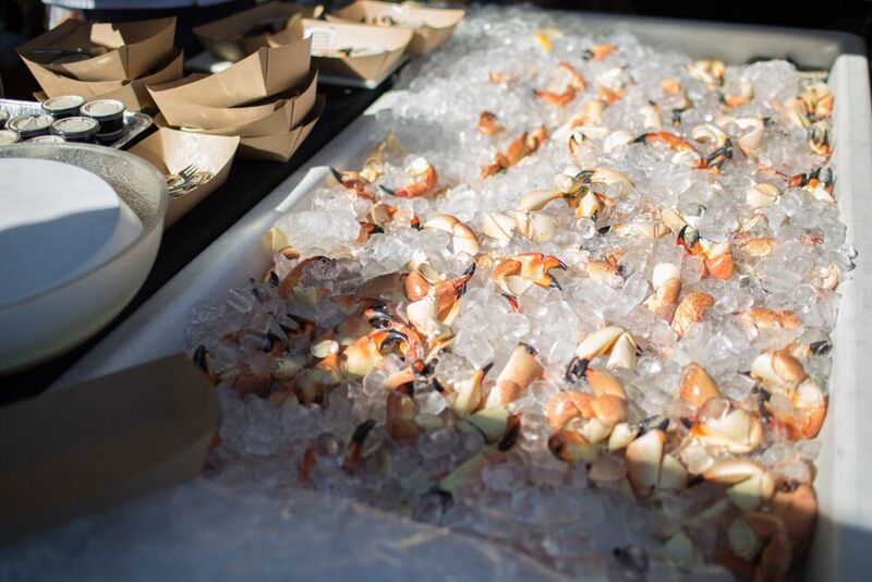 South beach seafood festival returns saturday oct 21 for Garcia s seafood grille fish market miami fl