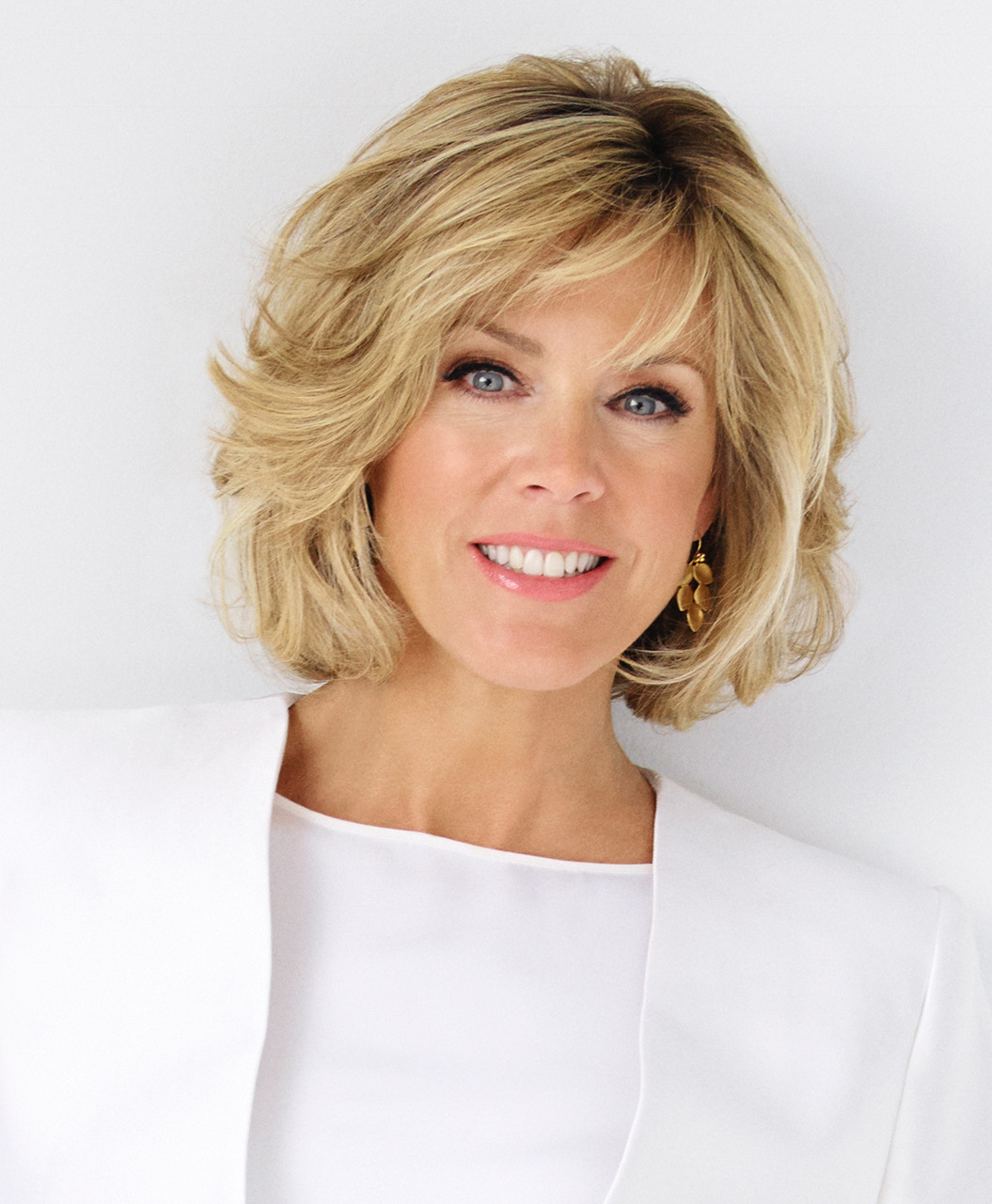 Deborah Norville Hairstyle 2017 - Hairstyles By Unixcode