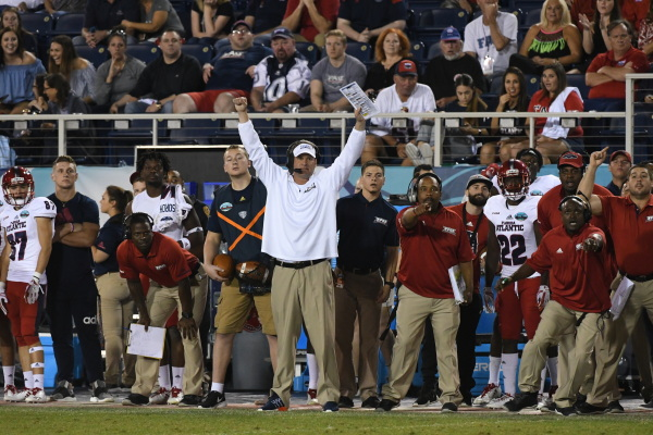Lane Kiffin signs new 10-year deal with FAU
