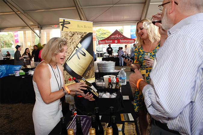 ... Silver Oak Cellars / Twomey Cellars Takara Vintage Wine Estates Vintage Wine Estates Wine Group u2014 plus select Spirits craft beer and more! & Bacchus Beckons! Boca Bacchanal u2013 Saturday April 7 2018 - Boca ...