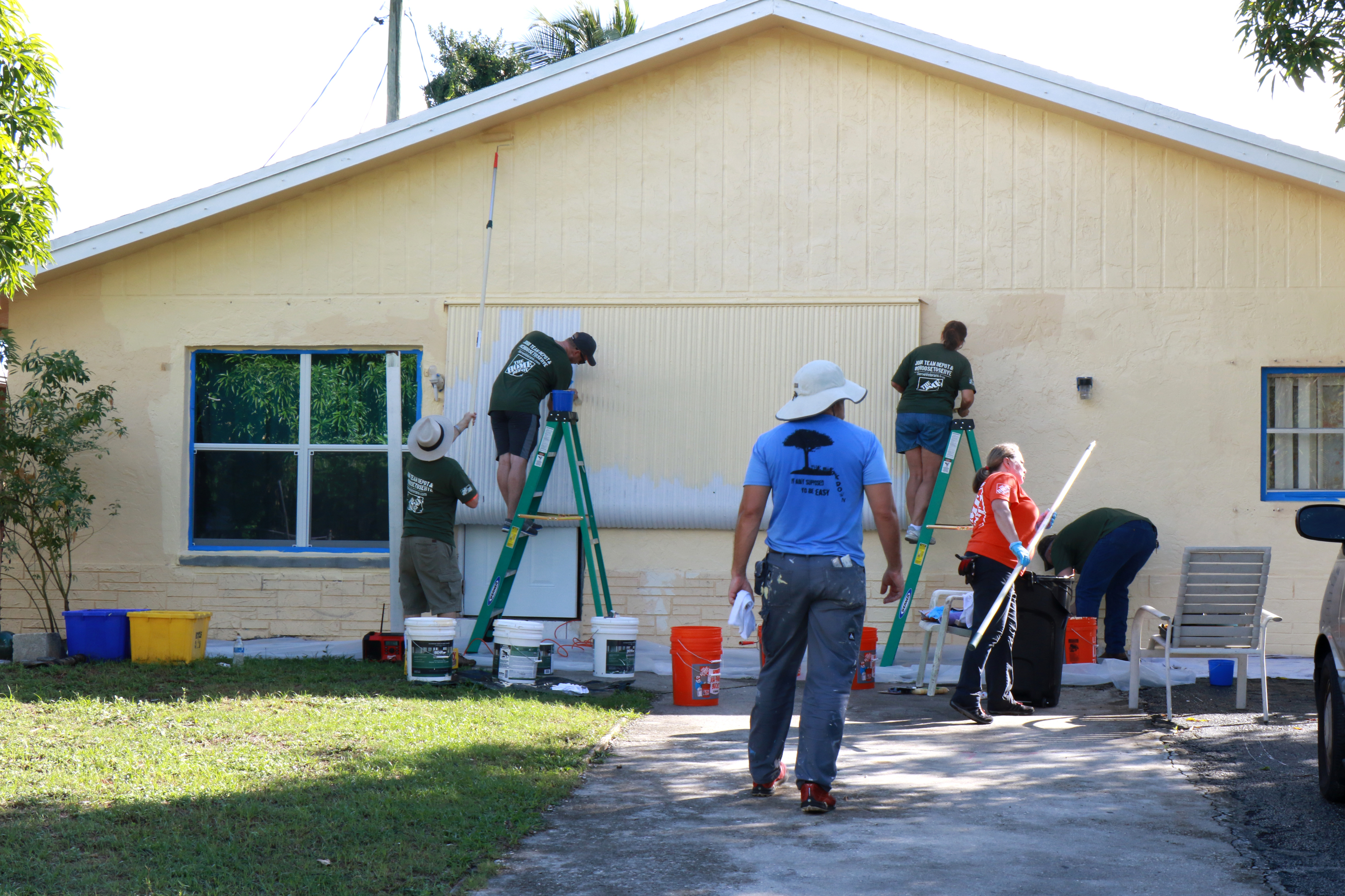 Habitat for Humanity of South Palm Beach County's VETERANS