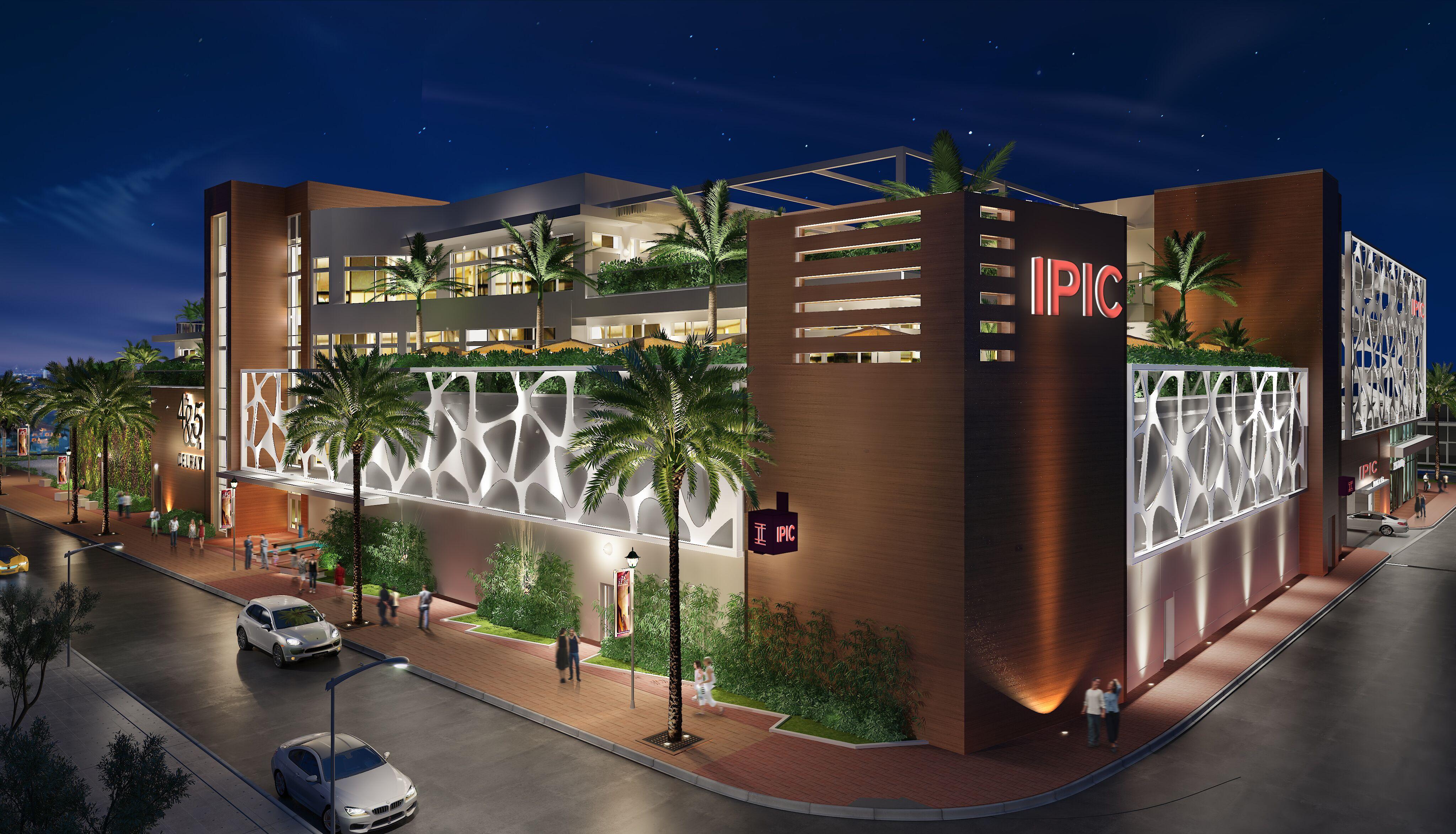 IPic Delray - Downtown Movie Theater Palm Beach Gardens