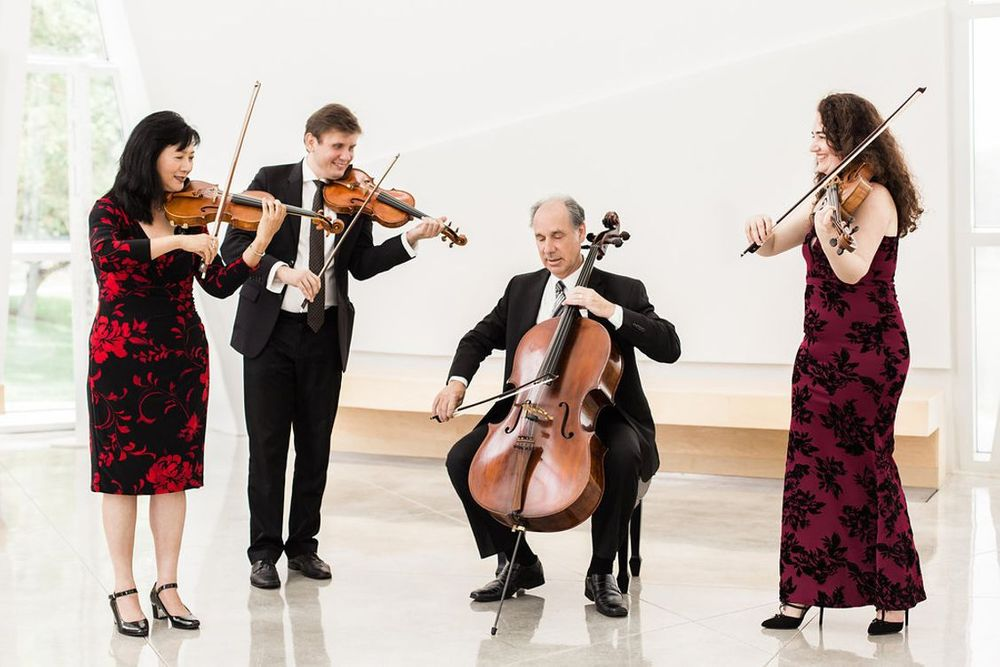 Delray String Quartet Named Artist-in-Residence with Music at St