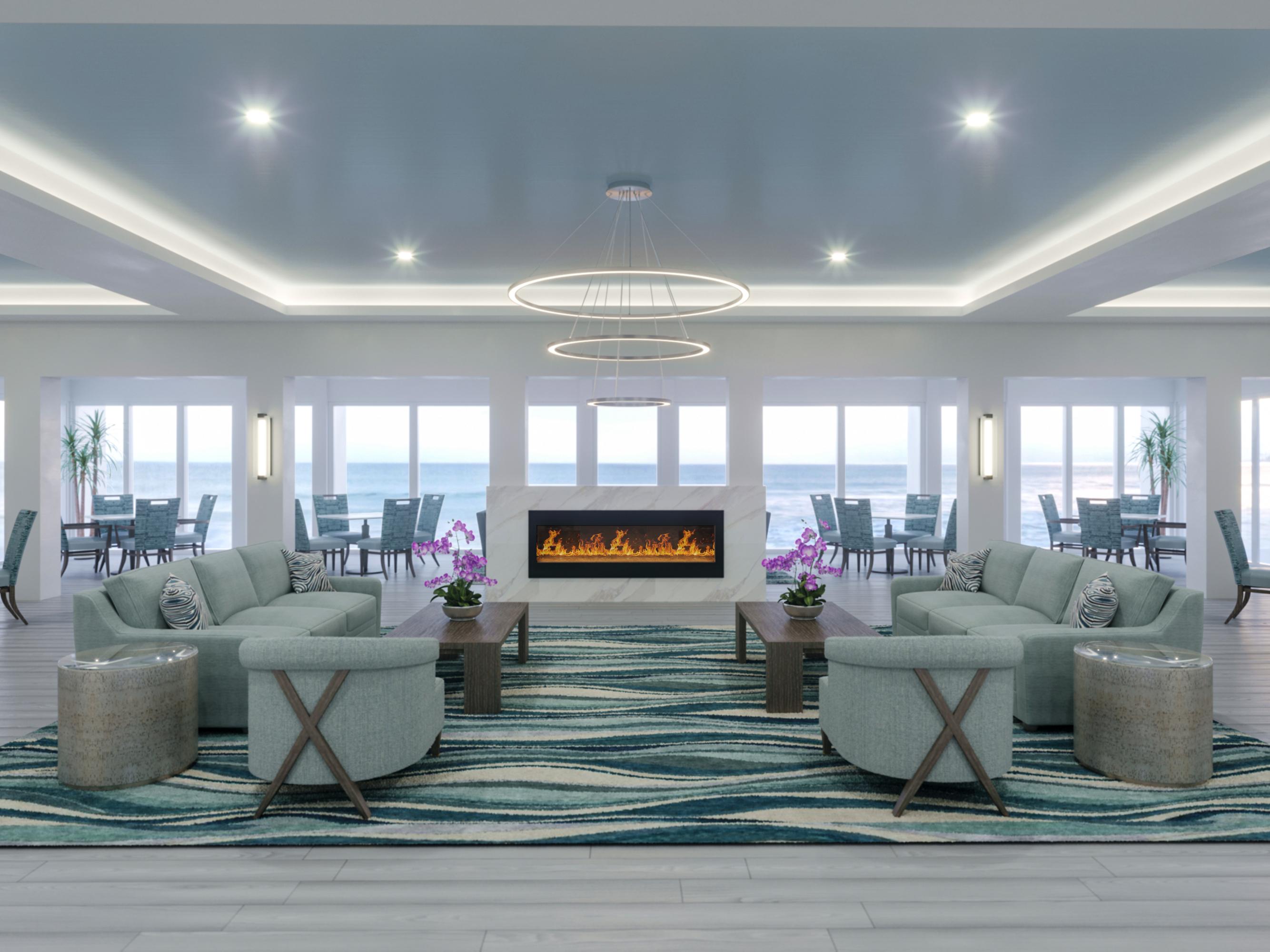 Clive daniel hospitality finalizing clubhouse at coronado - Interior design services boca raton ...