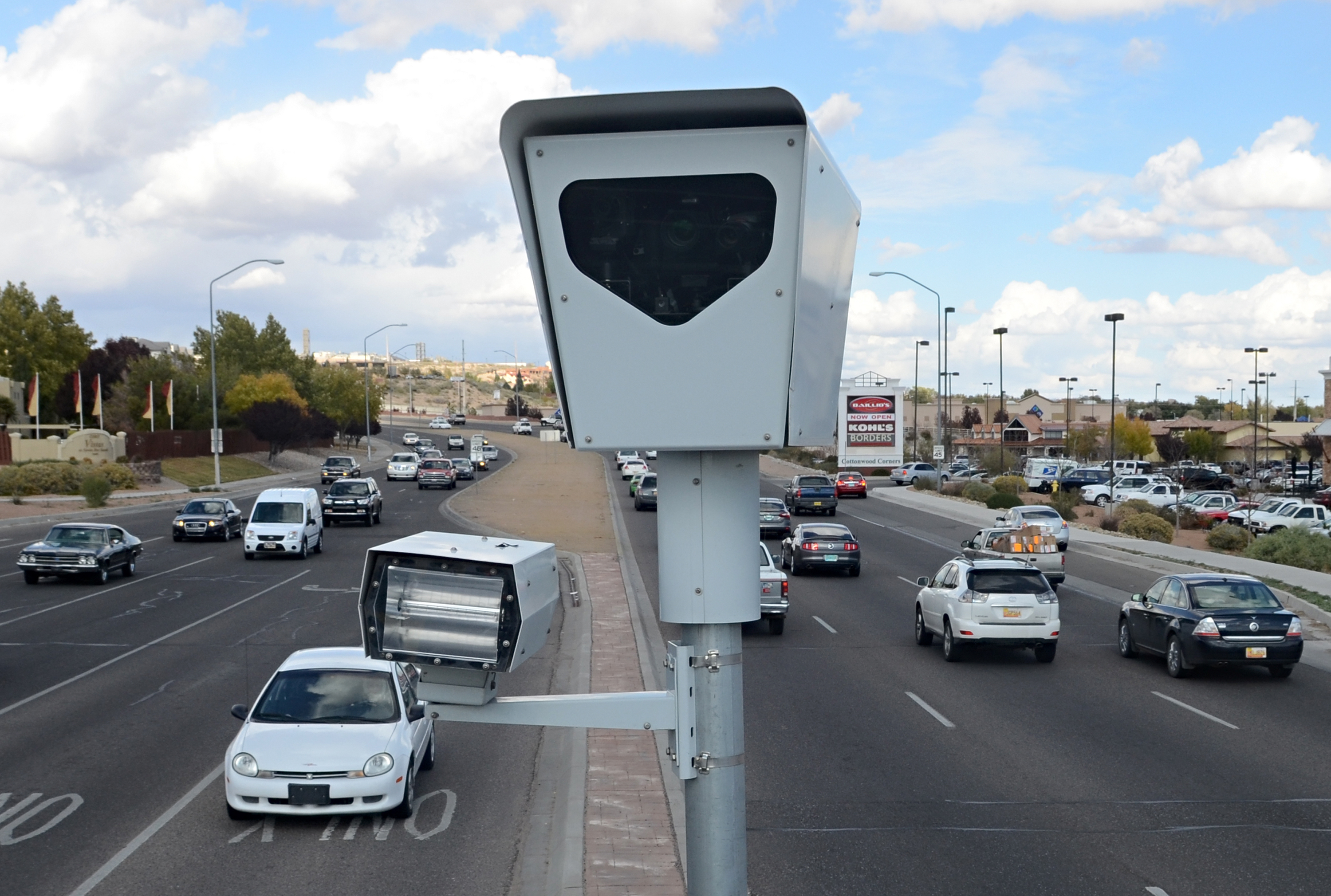 Baltimore is adding new speed and red-light cameras. Here ...