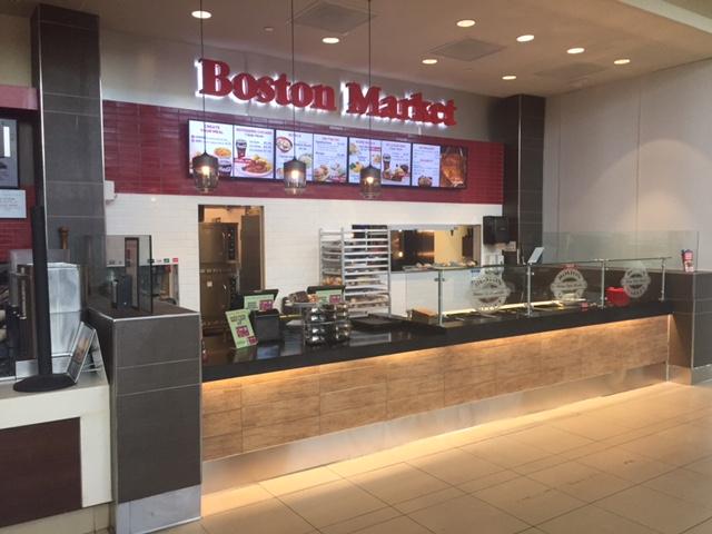 Boston Market Opens Food Court Restaurant In Town Center