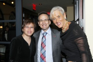 Jasmin & Dr. Bruce Saltz, Marla Kosec
