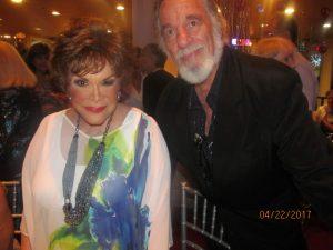Yaacov Heller with Connie Francis
