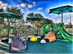 Opening of First Playground For Handicap Children in Palm Beach County - Boca Raton's Most Reliable News Source