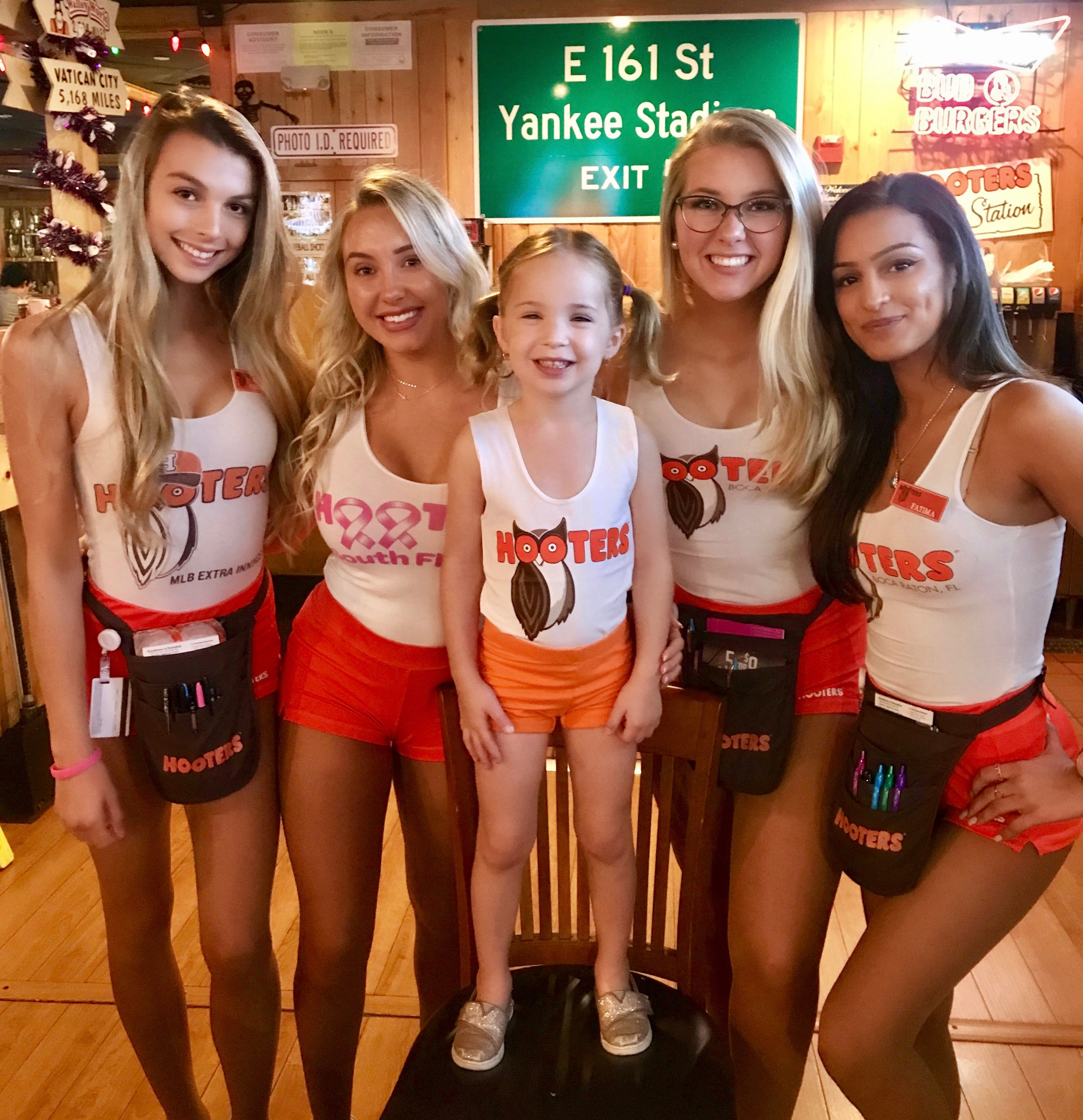 Fort Lauderdale Halloween 2020 For Kids Kids Eat Free at Hooters on Halloween   Boca Raton's Most Reliable