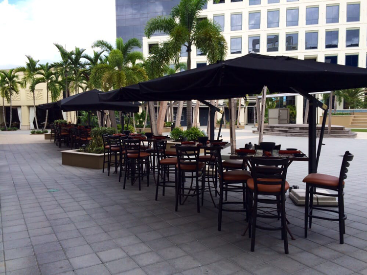 Boca Raton restaurants will currently be allowed to expand ...
