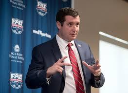 Florida Atlantic athletic director Brian White talks high ...