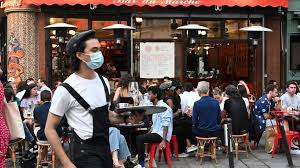 End of Covid-19 lockdown serves up relief for Paris restaurants