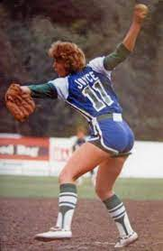 The greatest? Softball legend Joan Joyce subject of Branford man's book -  CTInsider.com